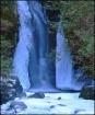 Icy Waterfall