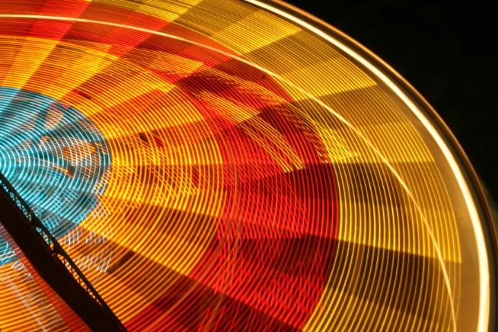 Flying Ferris Wheel