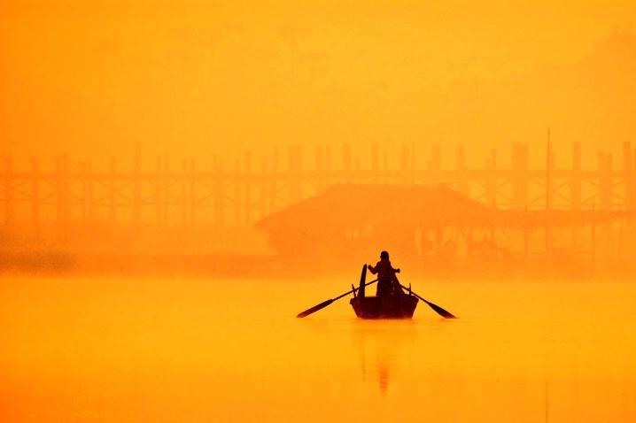 Sunrise For The Fisherman