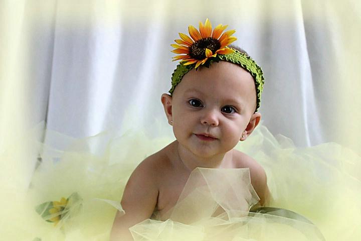 #4 Hannah @ 8 Months