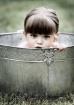 Shy Bathing Beaut...
