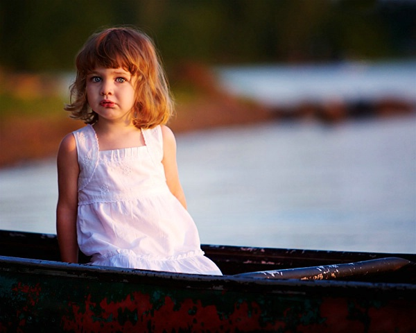 Little Lady Of The Lake