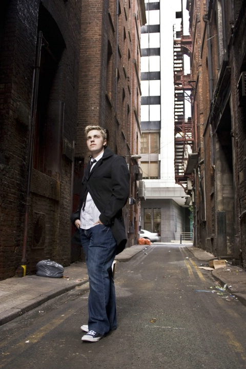 alley way2