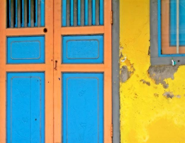 Door & Window Details, Jalan Krian, Penang