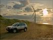 Car and Turbines