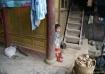 Lisu child in the...