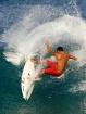 Tattoed Surfer
