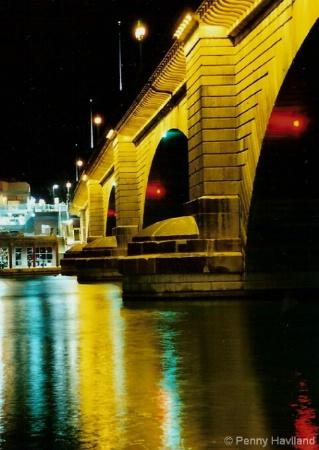 London Bridge ~Lake Havasu City