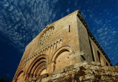 Galician church