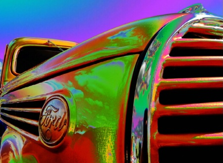 Solarized Ford II