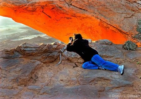 Canyonland Sunrise