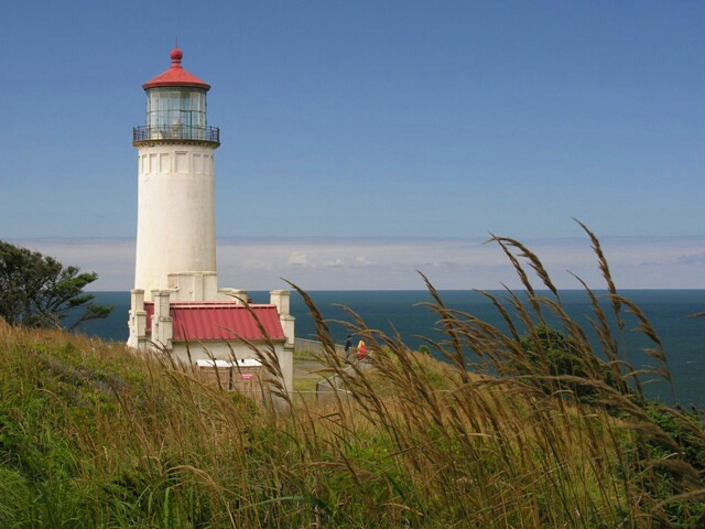 North Light, Cape Disappointment - ID: 4515651 © Jannalee Muise