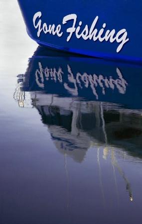 Gone Fishing ...