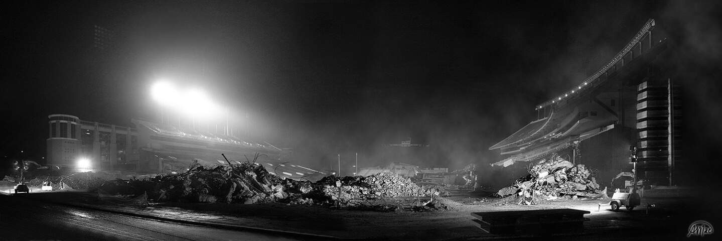 Darrell K. Royal - Texas Memorial Stadium