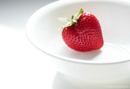 Strawberry Study #1