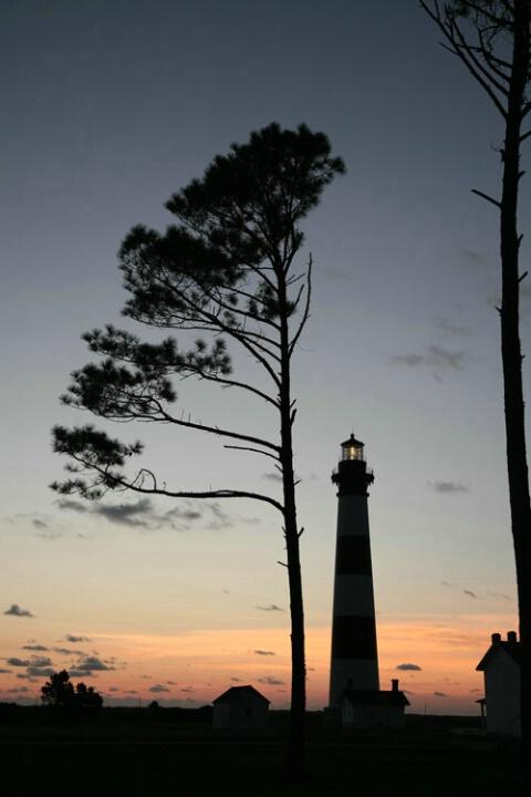 Bodie Island sunrise - ID: 4546079 © Rob Mesite