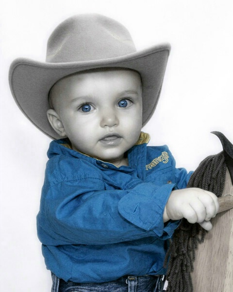 Little Cowboy Blue