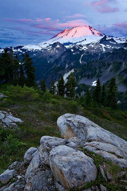 Mt. Baker Sunrise