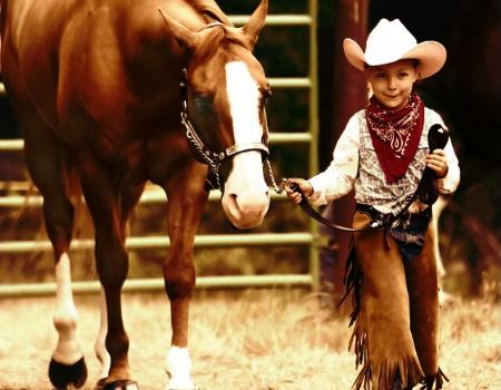 Pet Walking -- Western Style