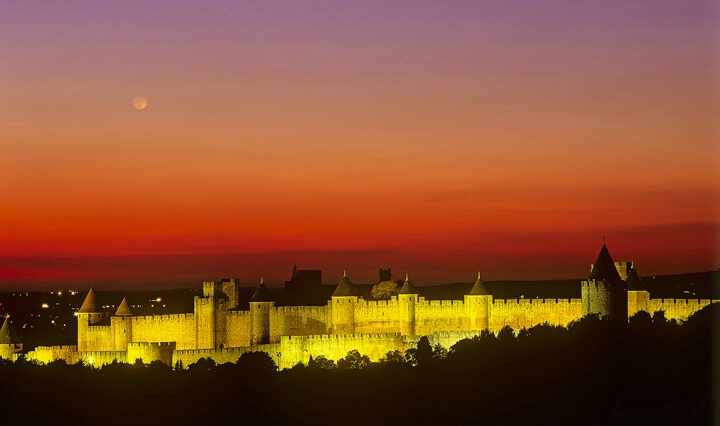 Carcassonne Rouge