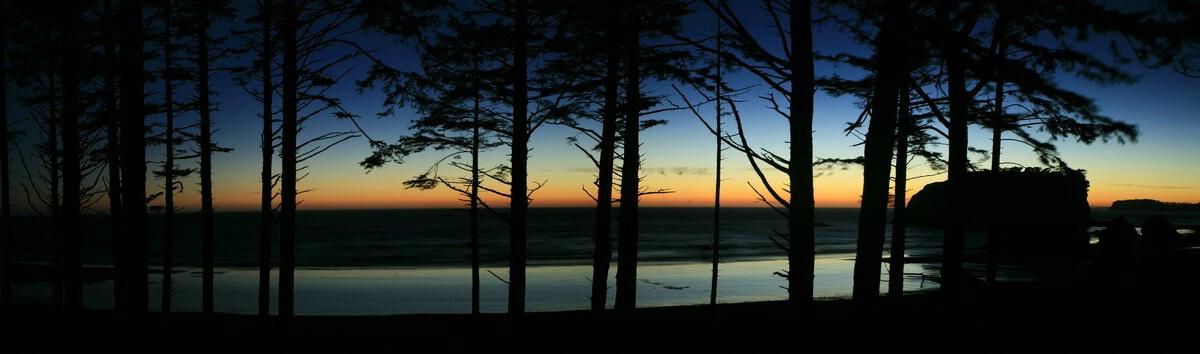 Fading Sunset