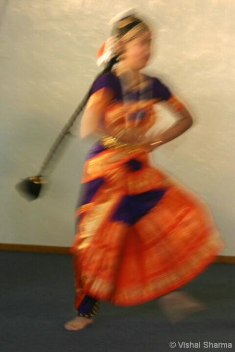 Bharatanatyam - Indian classical dance