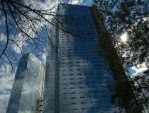 White Plains Skyscraper