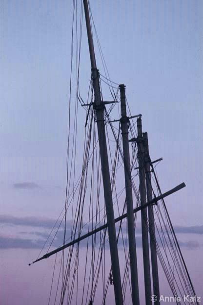 Maine Masts - ID: 4652071 © Annie Katz