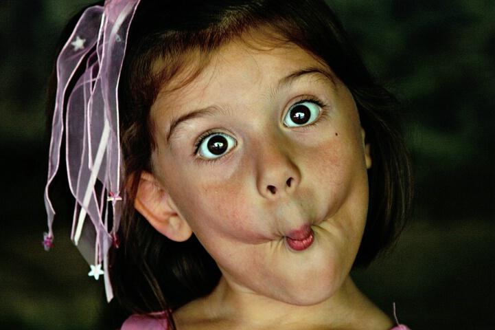 Fish Face :)