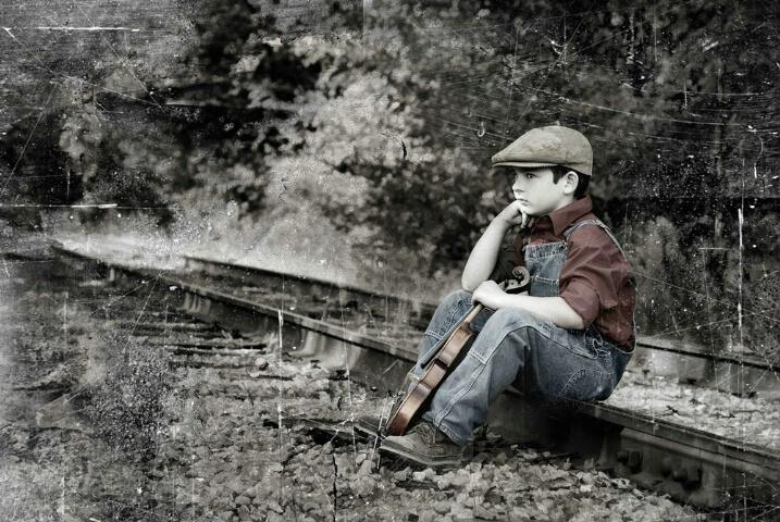 Fiddle Playing Blues II
