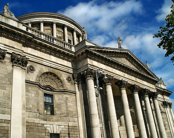 The Four Courts