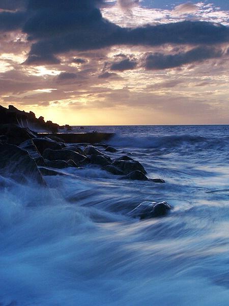 the rhyme of ocean
