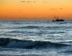 Fishing At Sunris...