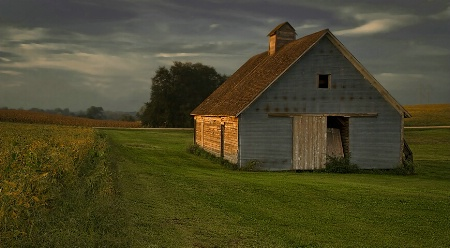 Nebraska Country Side