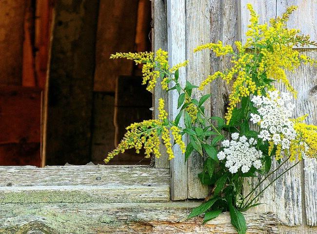 Barn Bouquet