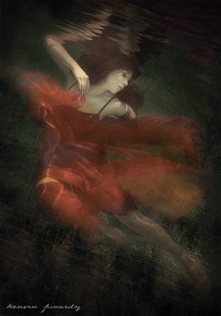 dancing underwater #2