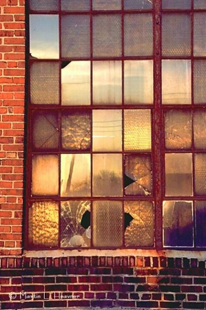 Roundhouse Reflections, Brunswick, Maryland