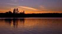 Otty Lake Sunset
