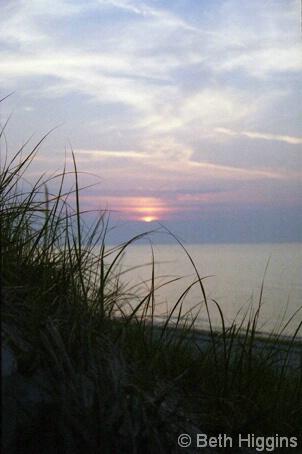 Sunset Falmouth   FA 205 - ID: 4785912 © Beth E. Higgins