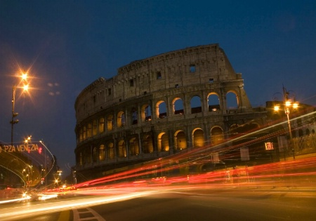 <b>Lights of Rome</b>