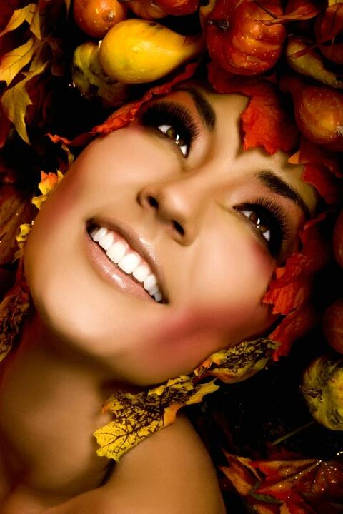 Autumnal Fairy
