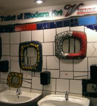 The Toilet of Modern Art