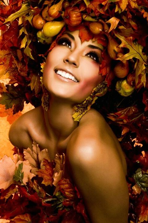Autumnal Fairy II
