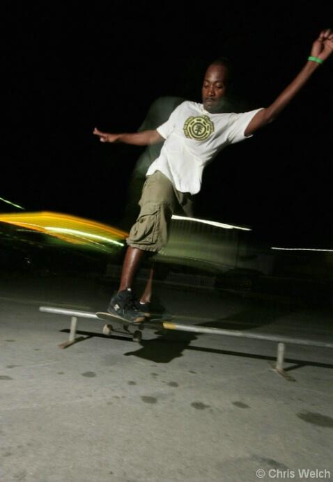 Boardslide Kwame