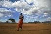 Masai tribe man i...