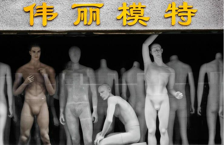 the secret life of mannequins
