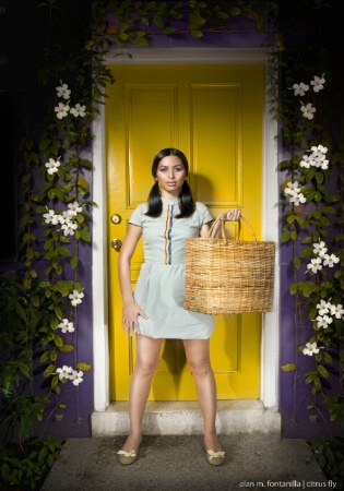 Alice and the Yellow Door