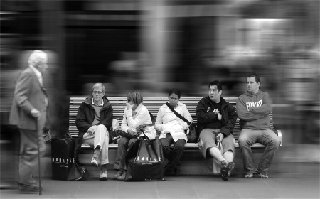 The Tram Stop #2