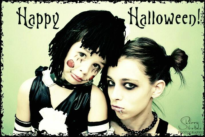 Happy Halloween BP!!