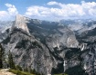Half Dome With Ve...